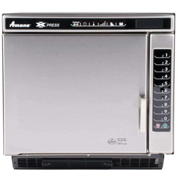 Amana ACE14N High Speed Countertop Microwave Convection Oven, 208/240v/1ph