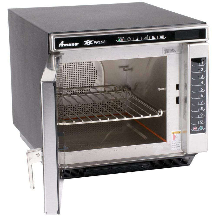 Amana Xpress ACE19N Jetwave High-Speed Accelerated Cooking Countertop Oven