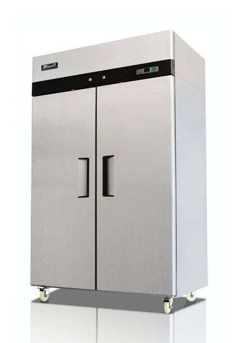 Migali - C-2F-HC 2 Door Reach-In Freezer