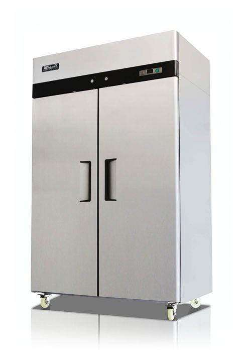 Migali - C-2R-HC 2 Door Reach-In Refrigerator