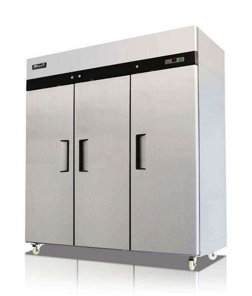 Migali - C-3F 3 Door Reach-In Freezer