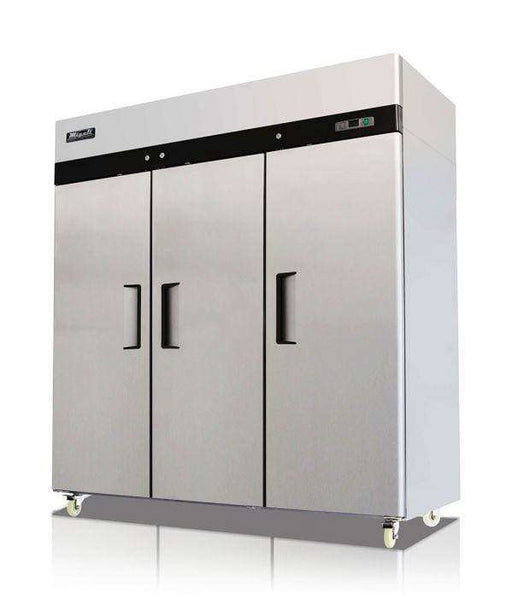 Migali - C-3R-HC 3 Door Reach-In Refrigerator