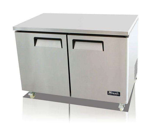Migali - C-U48F-HC 48″ Under-counter & Work Top Freezer