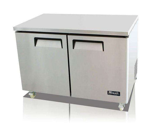 Migali - C-U48R-HC 48″ Under-counter & Work Top Refrigerator