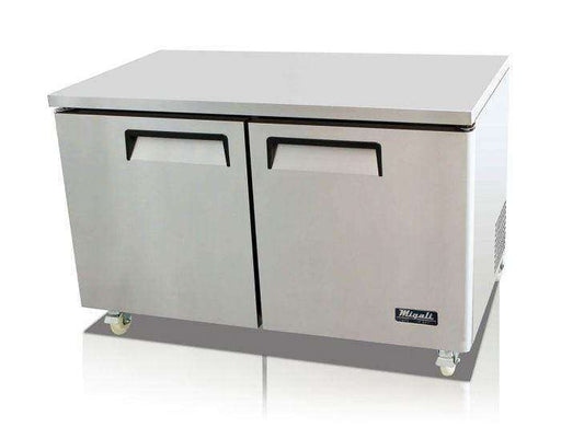 Migali - C-U60F-HC 60″ Under-counter & Work Top Freezer