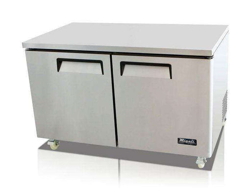 Migali - C-U60R-HC 60″ Under-counter & Work Top Refrigerator