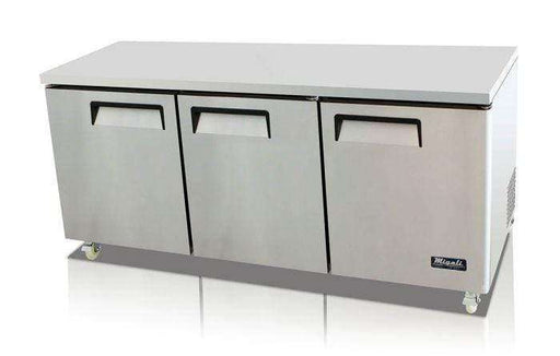 Migali - C-U72R-HC 72″ Under-counter & Work Top Refrigerator