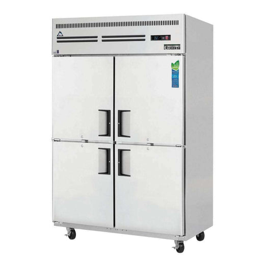"Everest - ESRH4 50"" Solid Four Door Reach-in Refrigerator"