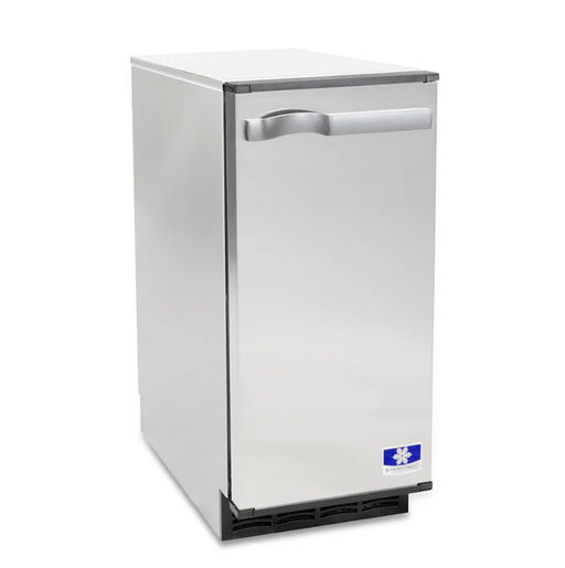 "Manitowoc Ice SM50A 14 3/4""W Top Hat Undercounter Ice Maker - 53 lbs/day, Air Cooled"