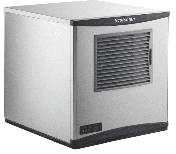 "Scotsman N0622A-32 Prodigy Plus Series 22 15/16"" Air Cooled Nugget Ice Machine - 643 lb."
