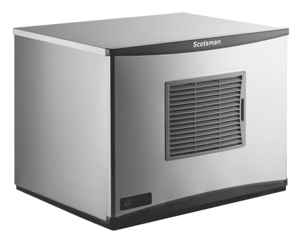 "Scotsman C0522MA-1 Prodigy Series 22"" Air Cooled Medium Cube Ice Machine - 475 lb."