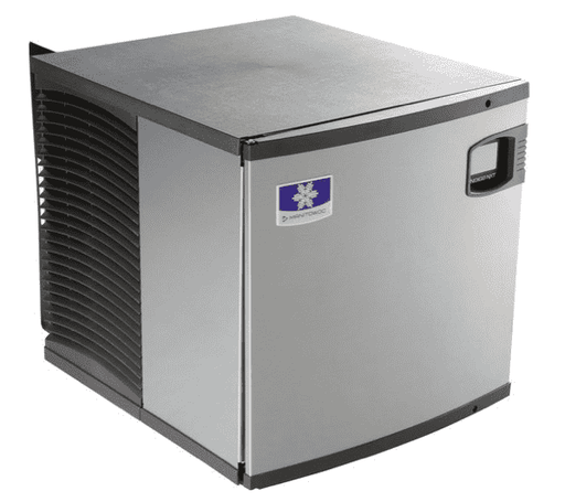 "Manitowoc IYT0620A-161 Indigo NXT 22"" Air Cooled Half Dice Ice Machine - 115V, 575 lb."