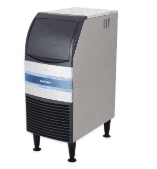 "Scotsman CU0715MA-1 15"" Air Cooled Undercounter Medium Cube Ice Machine - 80 lb."