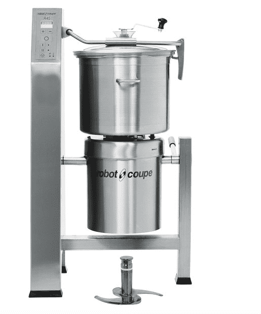 Robot Coupe Blixer 45 Vertical Food Processor with 47 Qt. Stainless Steel Bowl and Two Speeds - 13 1/2 hp