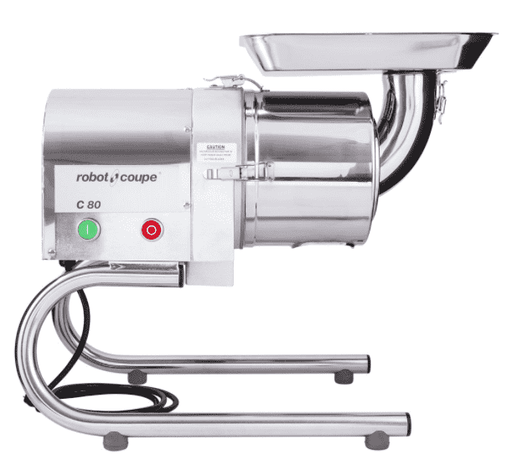 Robot Coupe C80 Stainless Steel Continuous Feed Floor Sieve / Juicer - 120V