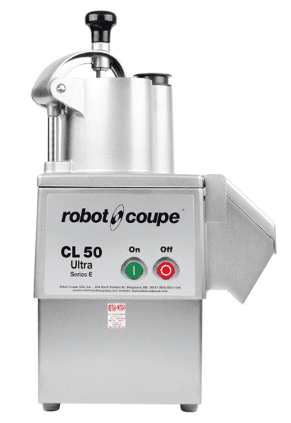 Robot Coupe CL50 Ultra Continuous Feed Food Processor - 1 1/2 hp