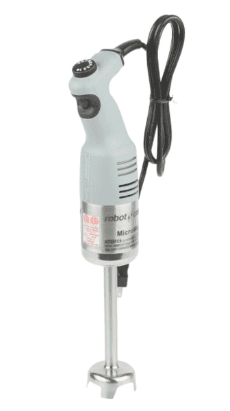 "Robot Coupe MicroMix 7"" Variable Speed Immersion Blender - 120V"