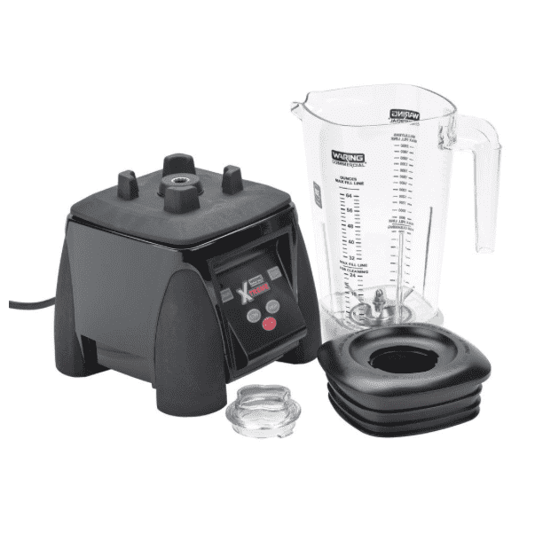 Waring MX1050XTX Xtreme 3 1/2 hp Commercial Blender with Electronic Keypad and 64 oz. Copolyester Container
