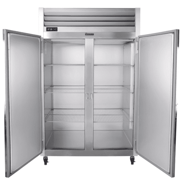 "Traulsen G20010 52"" G Series Solid Door Reach-In Refrigerator with Left / Right Hinged Doors"