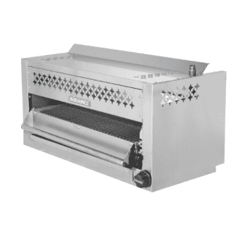 "Turbo Air TASM-24 24"" Gas Salamander Broiler, Natural Gas"