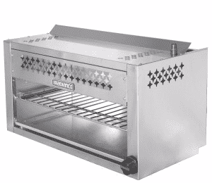 "Turbo Air TACM-24 - Radiance Cheesemelter, 24"" wide, stainless steel front & sides"