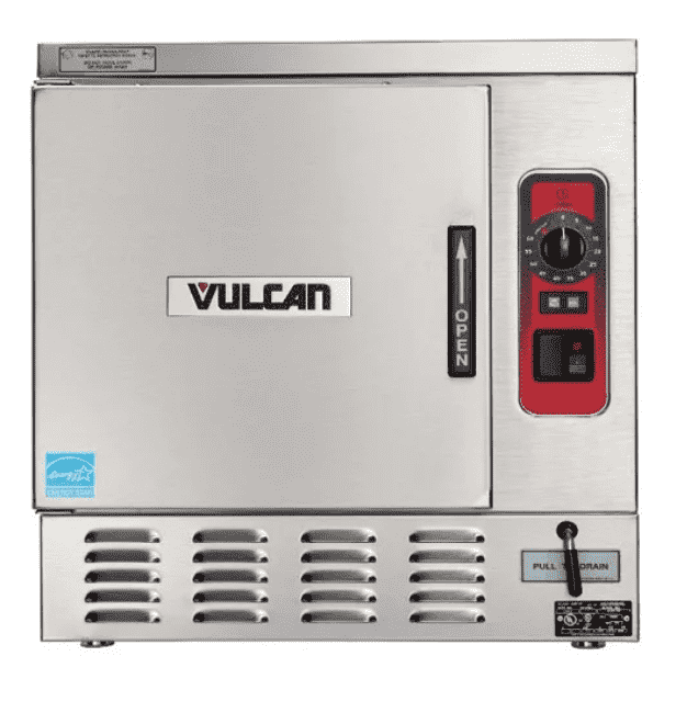 Vulcan C24EA5 PLUS (5) Pan Convection Steamer - Countertop, 208v/3ph