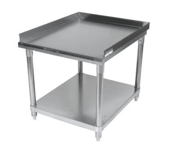 "BK Resources: VETS-2430: 24"" X 30"" T-430 18 GA EQUIPMENT STAND"