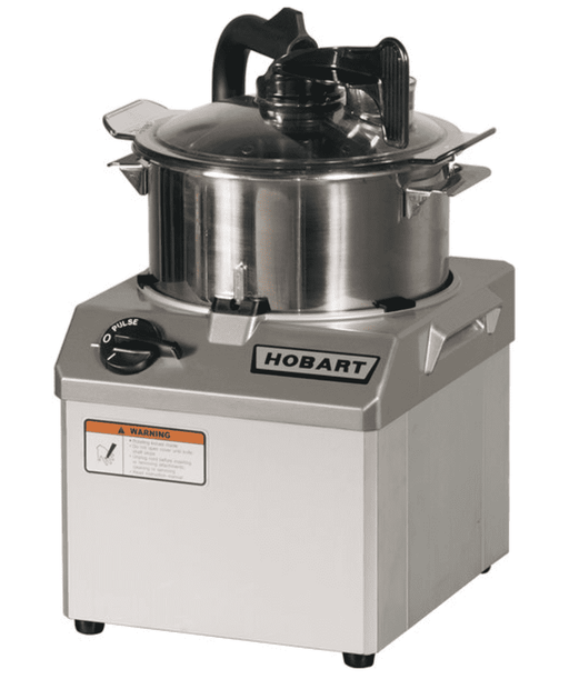 Hobart HCM61-1 Food Processor with 6 Qt. Bowl - 1 1/2 hp