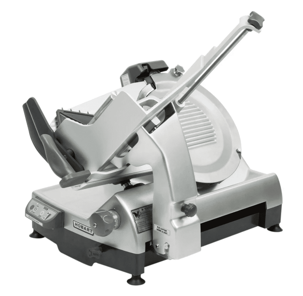 "Hobart HS9-1 13"" Automatic Slicer with Interlocks and Removable Knife - 1/2 hp"