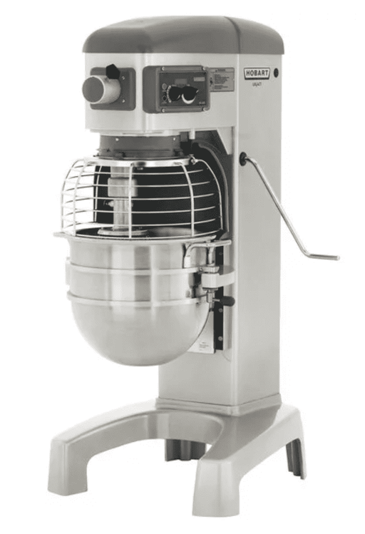 Hobart Legacy HL200-10STD 20 Qt. Commercial Planetary Floor Mixer with Standard Accessories - 115V, 1/2 hp