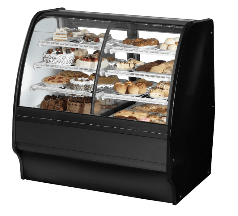 True Manufacturing Co., Inc. Model No. TGM‐DZ‐59‐SM/SM‐S‐W DISPLAY CASE, REFRIGERATED/NON‐REFRIG