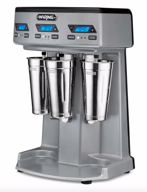 Waring WDM360TX Triple Spindle Drink Mixer - (3) Speed, 120v