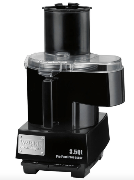 Waring WFP14SC 1 Speed Continuous Feed Food Processor w/ 3 1/2 qt Bowl, 120v