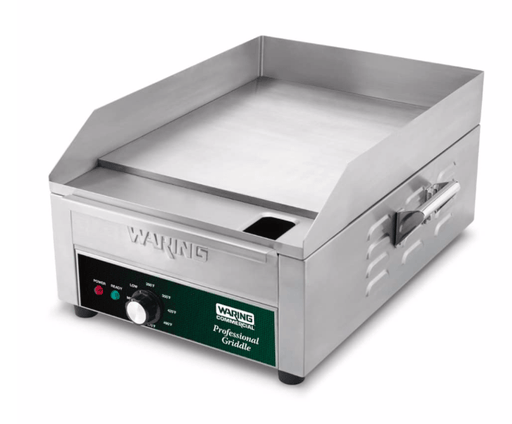 "Waring WGR140X 17"" Electric Griddle w/ Thermostatic Controls - 1"" Steel Plate, 120v"