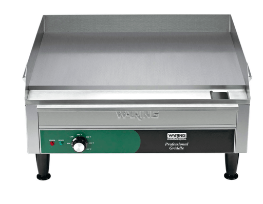 "Waring WGR240X 28"" Electric Griddle w/ Thermostatic Controls - 1"" Steel Plate, 240v/1ph"