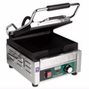 Waring WPG250T Single Commercial Panini Press w/ Cast Iron Grooved Plates, 120v