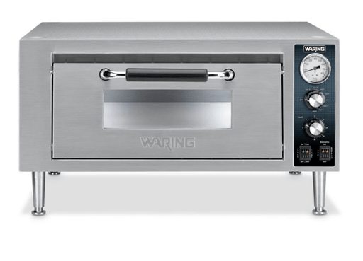 Waring WPO500 Countertop Pizza Oven - Single Deck, 120v