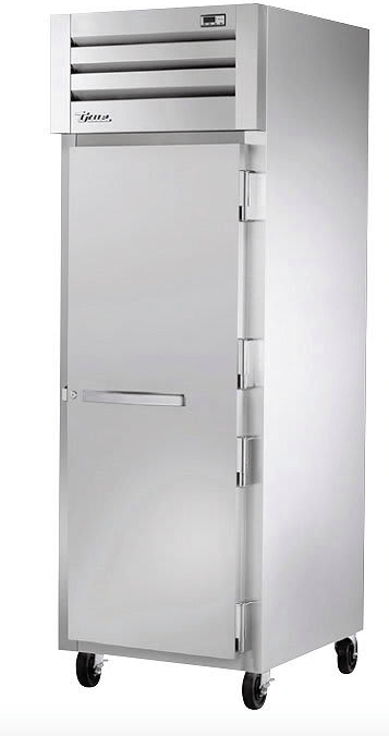 "True STA1F-1S-HC 27"" Single Section Reach In Freezer, (1) Solid Door, 115v"