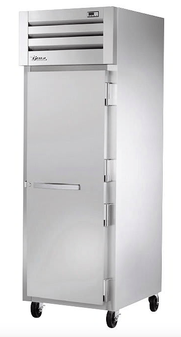 "True STG1F-1S-HC 28"" Spec Series® Single Section Reach-In Freezer, (1) Right Hinge Solid Door, 115v"