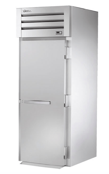 "True STA1FRI-1S 35"" Single Section Roll-In Freezer, (1) Solid Door, 115v"
