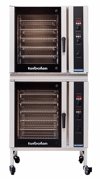 Moffat Model No. E35T6‐26/2 Electric Convection Oven