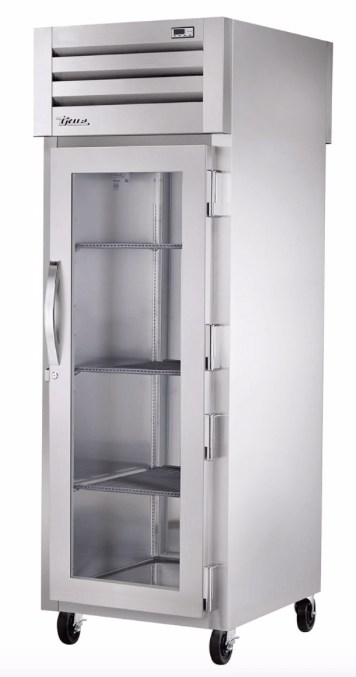 True STA1H-1G Full Height Insulated Mobile Heated Cabinet w/ (3) Pan Capacity, 208-230v/1ph