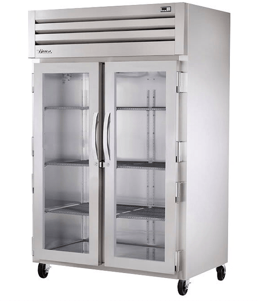 True STG2H-2G Full Height Insulated Mobile Heated Cabinet w/ (6) Pan Capacity, 208-230v/1ph