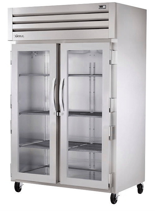 True STA2H-2G Full Height Insulated Mobile Heated Cabinet w/ (6) Pan Capacity, 208-230v/1ph