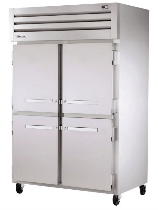 True STA2H-4HS Full Height Insulated Mobile Heated Cabinet w/ (6) Pan Capacity, 208-230v/1ph