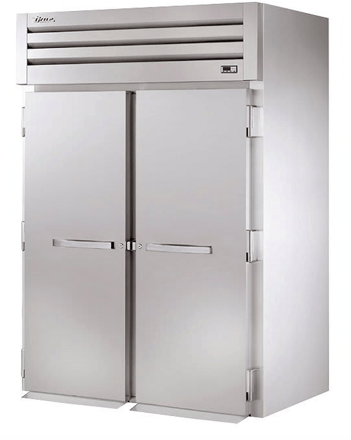 True STA2HRI-2S Full Height Insulated Mobile Heated Cabinet w/ (2) Rack Capacity, 115/208-230v/1ph