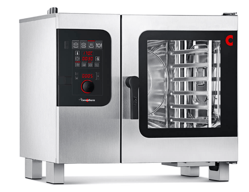 Convotherm C4 ED 6.10EB Half-Size Combi-Oven, Boiler Based, 208 240v/3ph