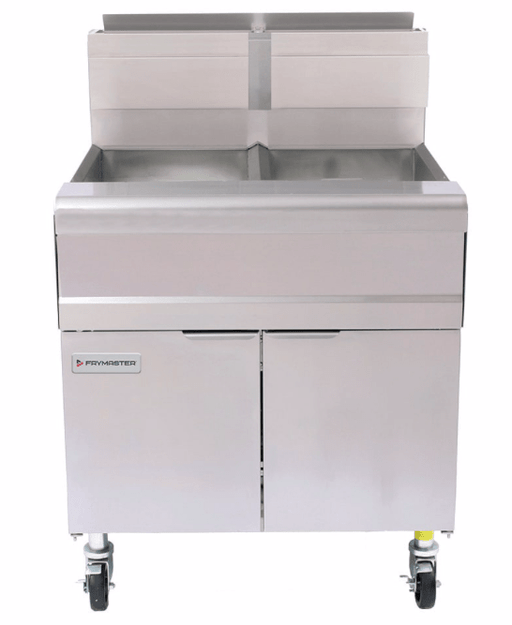 Frymaster MJ240 Gas Fryer - (2) 40 lb Vats, Natural Gas