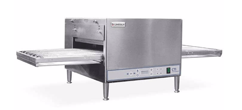 "Lincoln V2501/1353 31"" Countertop Impinger Conveyor Oven - 208v/1ph"