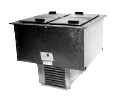 "Delfield N227P 30"" Drop In Ice Cream Freezer w/ 12 Tub Capacity, 115v"